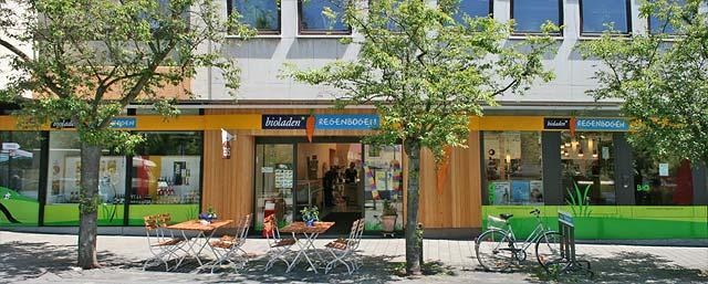 Bioladen Regenbogen Gutenbergplatz 33 - 34
